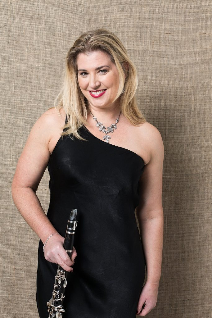 Classical clarinettist for UK concerts