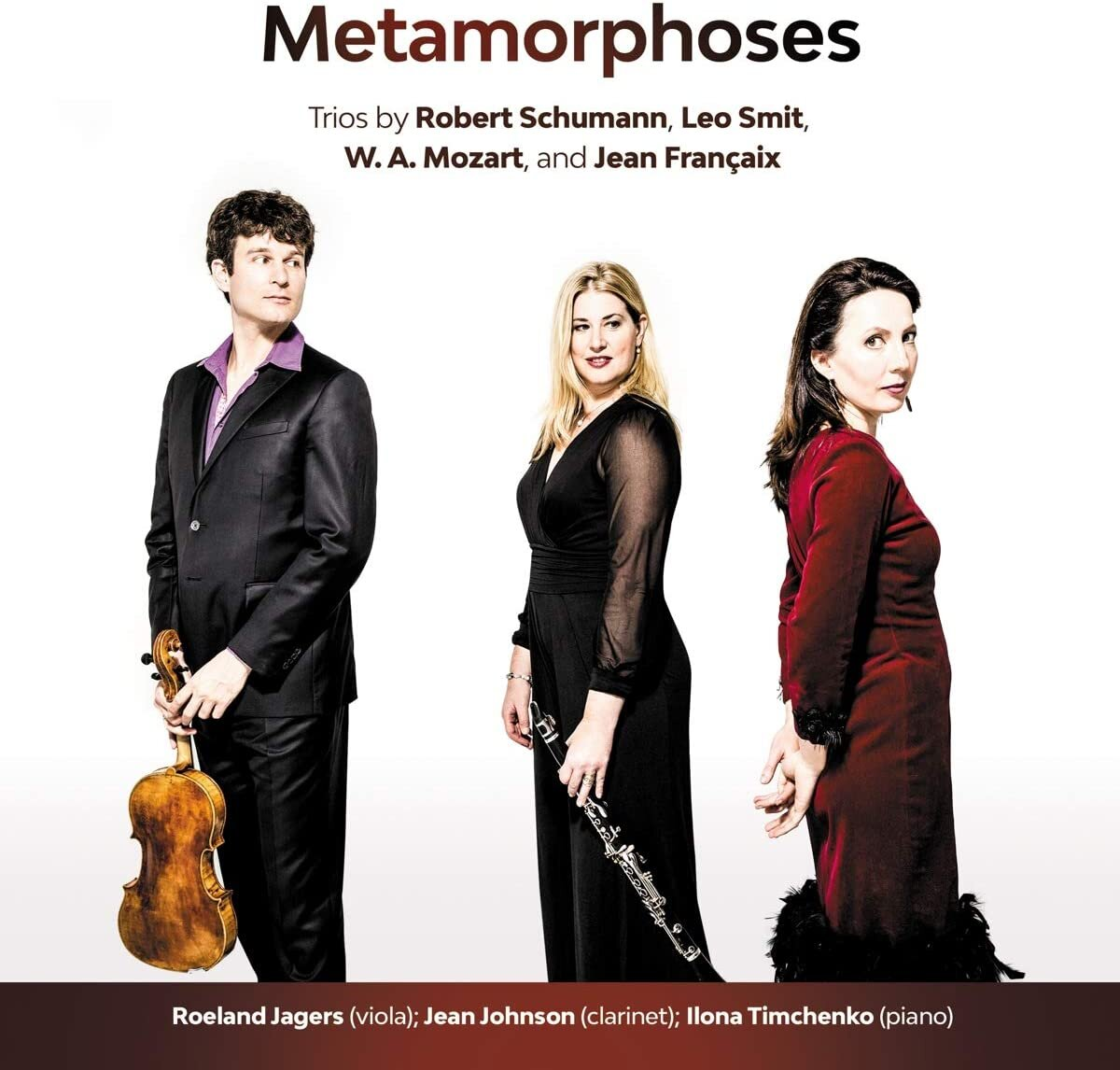 Metamorphoses Trio Classical Musicians