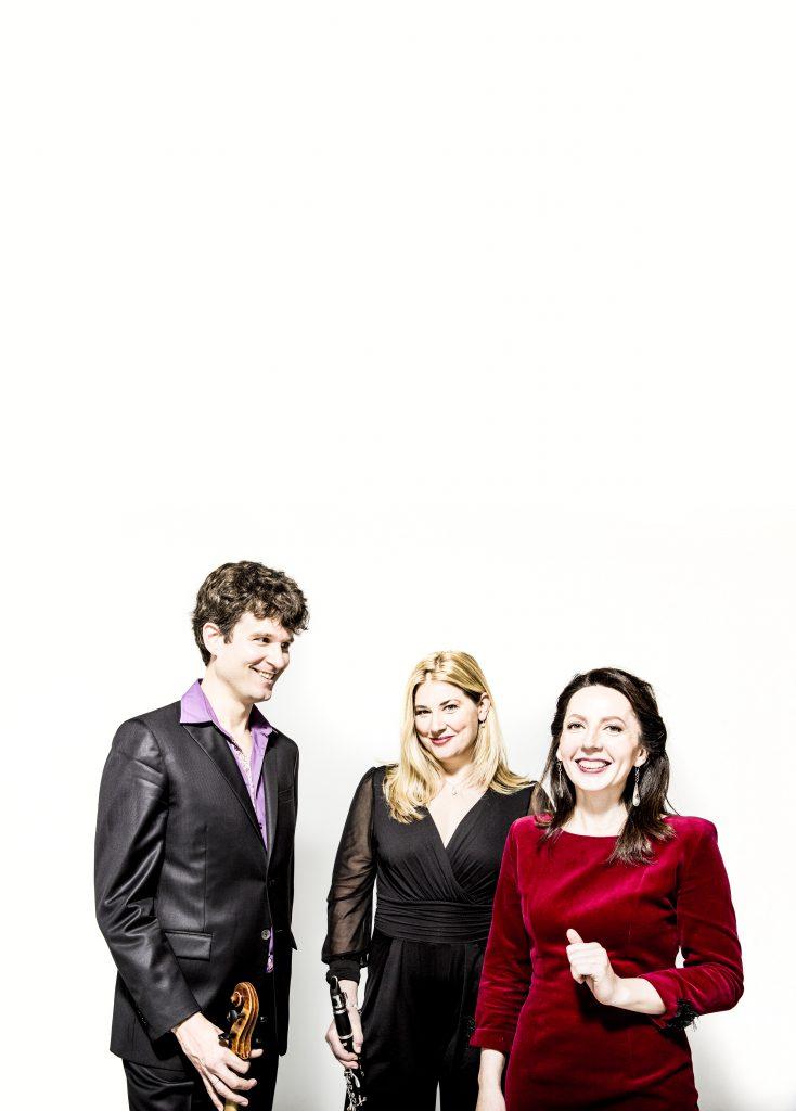 Metamorphoses Trio Classical music performers