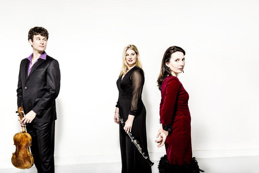 Metamorphoses Trio Classical Musicians
