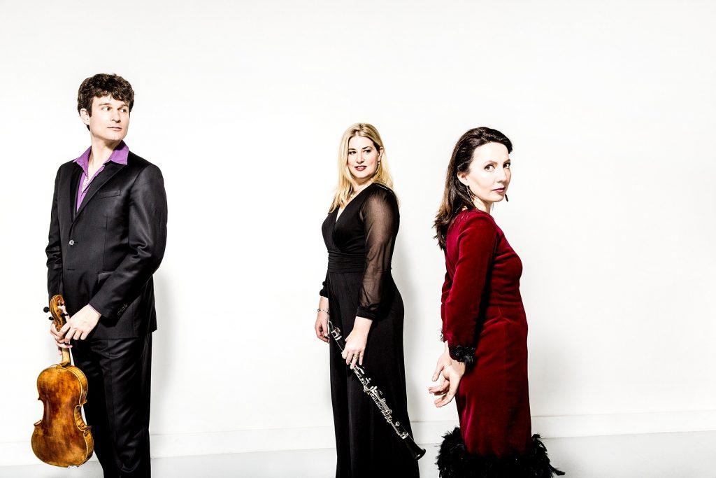 Trio Metamorphoses Clarinet UK Clarinet, Piano and Violin
